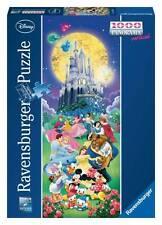 RAVENSBURGER DISNEY PANORAMA PUZZLE DISNEY CASTLE 1000 PCS #15056