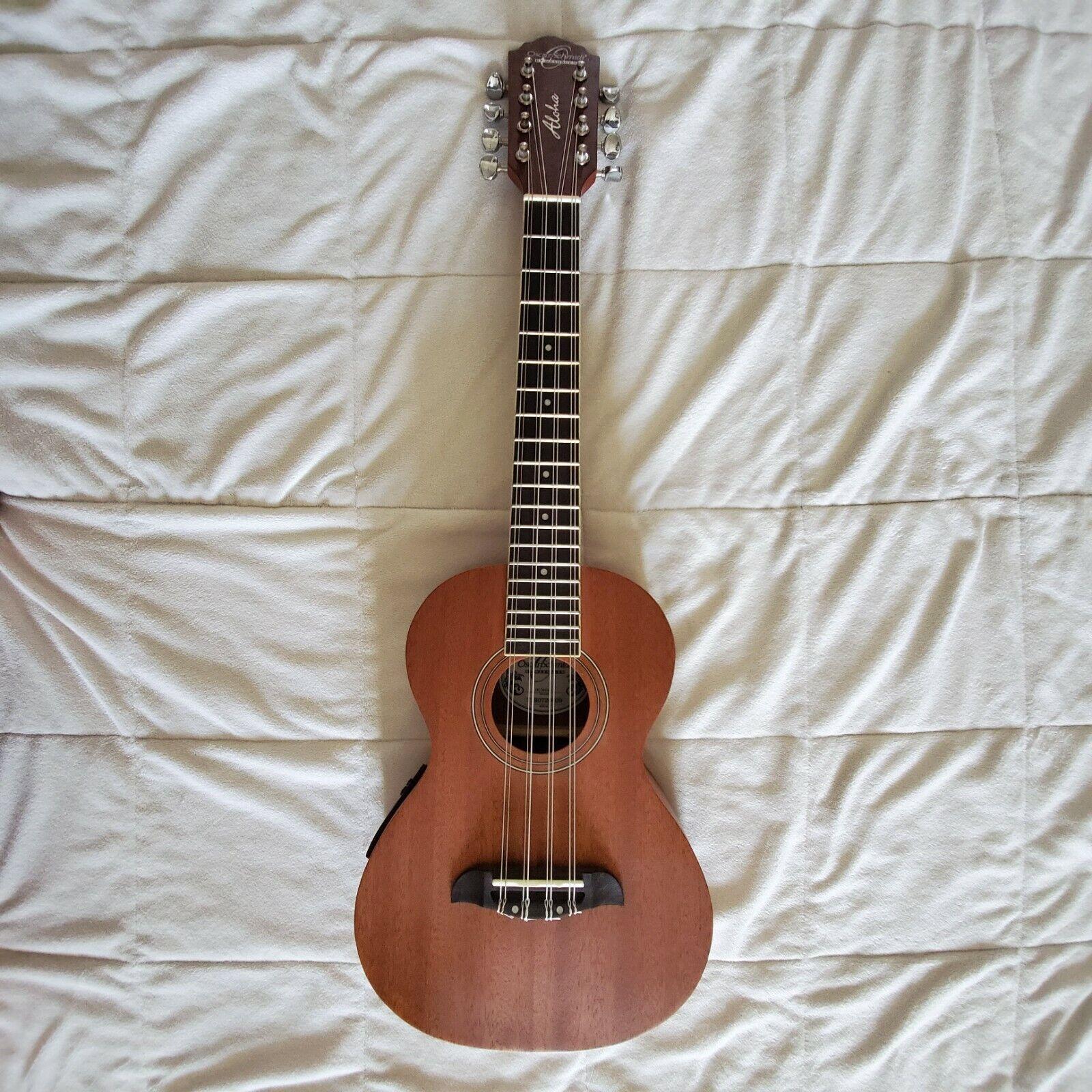 Musical Instruments Ukuleles ghdonat.com Oscar Schmidt OU28TE-A-U ...
