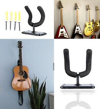 Guitar Wall Hanger Hook Holder Stand Rack Mount for Guitar Violin Ukulele Banjo