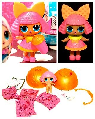 LOL Surprise Series 3 Doll Cheeky Babe 3-022 Color Change In Hot Water Toy