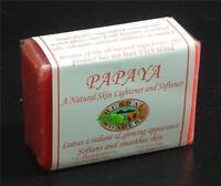 50% Off 1 Big Papaya Skin Whitening Organic Papaya Soap Herbal Soap