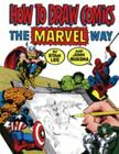 How to Draw Comics the Marvel Way by John Buscema, Stan Lee and John Buscema (1984, Trade Paperback)