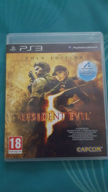 Resident Evil 5 PS3 comme neuf