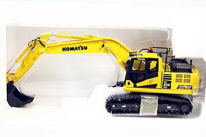 UH-Universal-Hobbies-1-50-Komatsu-PC210LCi-10-Excavator-DieCast-Model-UH8094
