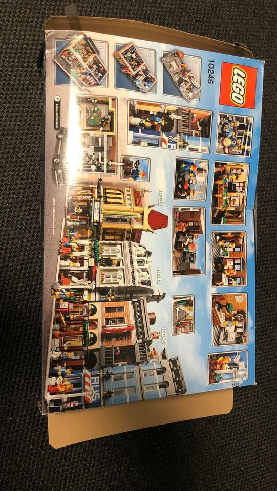 Lego Creator, 10246