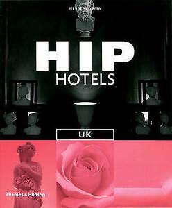 Hip Hotels Uk Par Herbert Ypma (paperback, 2007)-afficher Le Titre D'origine De Bons Compagnons Pour Les Enfants Comme Pour Les Adultes