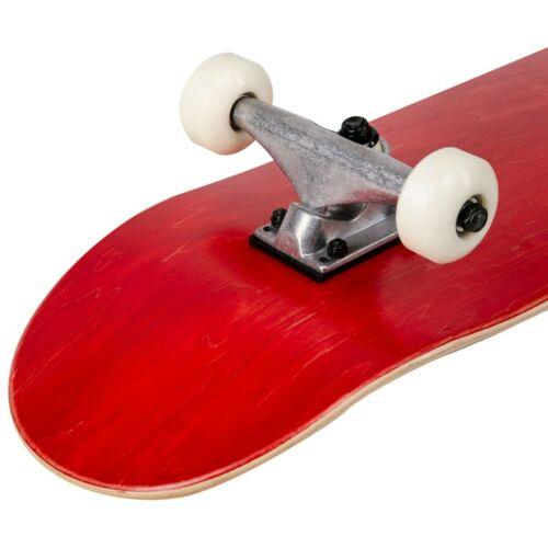 """Details about  /Cal 7 Stained Red 8/"""" Complete Popsicle Skateboard"""