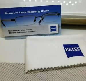 Zeiss Microfiber Optics Cleaning Cloth 175mm x 150mm Thick High Quality Cloth