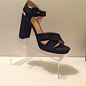 Women-039-s-Fiona-Crossband-Platform-Ankle-Strap-Sandals-A-New-Day-Black-8-5