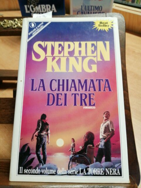 STEPHEN KING - LA CHIAMATA DEI TRE 1990 LA TORRE NERA 2 - SPERLING 1°ED. (2494)
