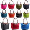 Womens Ladies Designer Foldable Nylon Tote Handbag Shopper Bag Summer Beach Bag