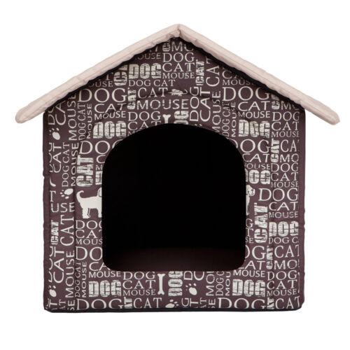 Hobbydog Budnap7 Dog Cave Chat Cave Dog Bed Dog House Chenil S-xxxl
