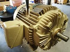 New Ge 75 Hp 3 Phase Motor 5ks365xaa118d7 460 Volt 3575 Rpm 1 78 Dia Shaft