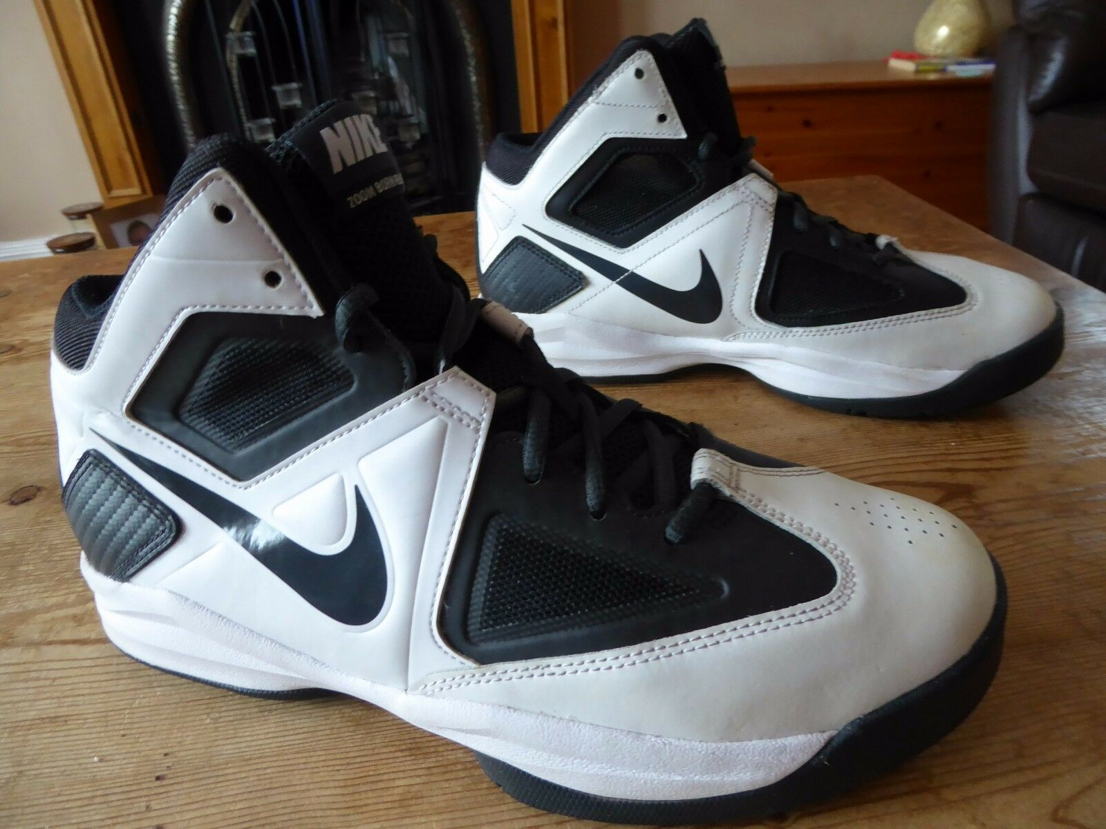 Mens NIKE zoom born ready - size uk 8 ( 2015 ) great condition