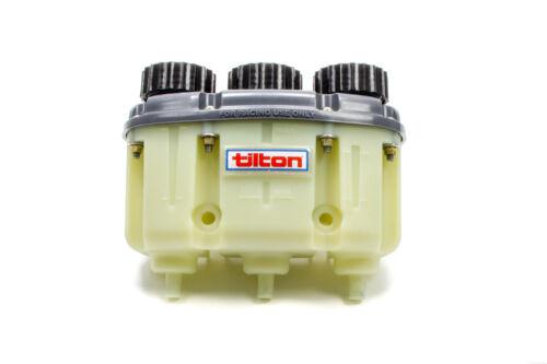 TILTON 72-576 RESERVOIR PLASTIC 3 CHAMBER