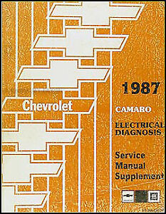 chevy camaro wiring diagram 1987 chevy camaro electrical diagnosis service manual wiring 2010 chevy camaro wiring diagram 1987 chevy camaro electrical diagnosis
