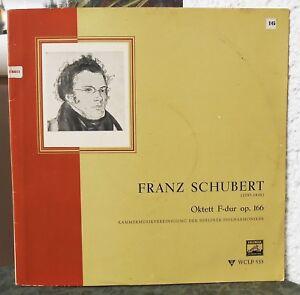 WCLP-533-SCHUBERT-Oktett-F-dur-Kammermusikvereinigung-Berliner-Philharmoniker