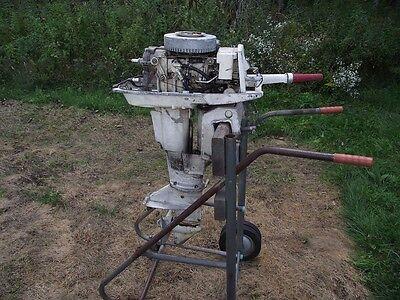 New 1959 Elgin 7.5 /& 12 HP Fuel Pump Repair Kit Diaphragm /& Gaskets Rebuild