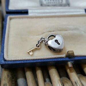 charm pandora originale chiave