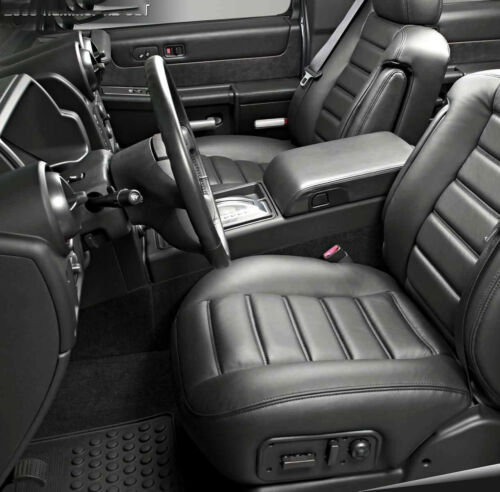 its us Synthetic Leather Car Center Armrest Console Lid Box Cover Protector for Dodge Ram 1500 2500 3500 Black