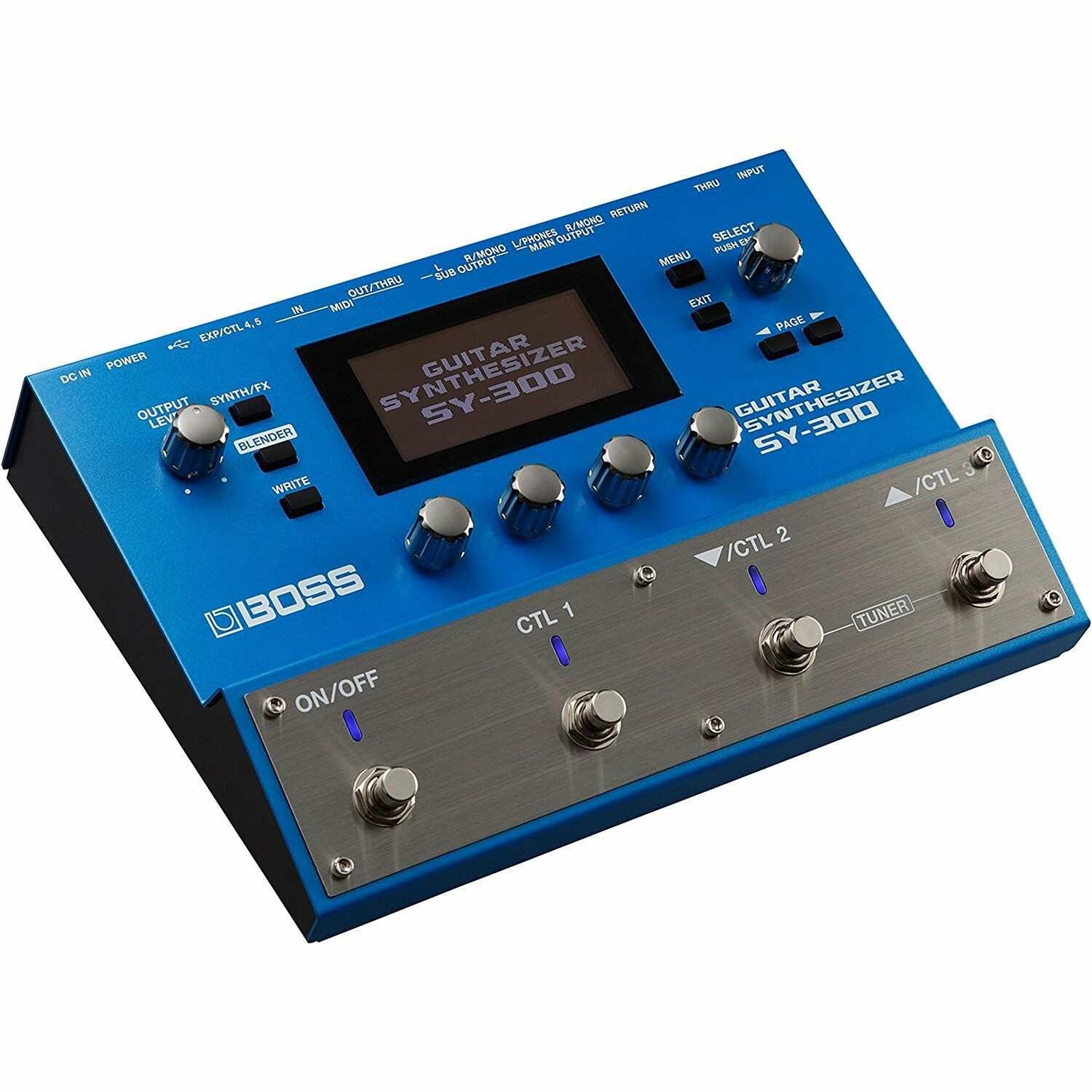 New  BOSS SY-300 Guitar SyntheGrößer Guitar Effects from Japan Import
