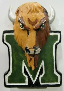 MARSHALL-university-Thundering-Herd-ncaa-college-ceramic-MAGNET-by-Talegaters