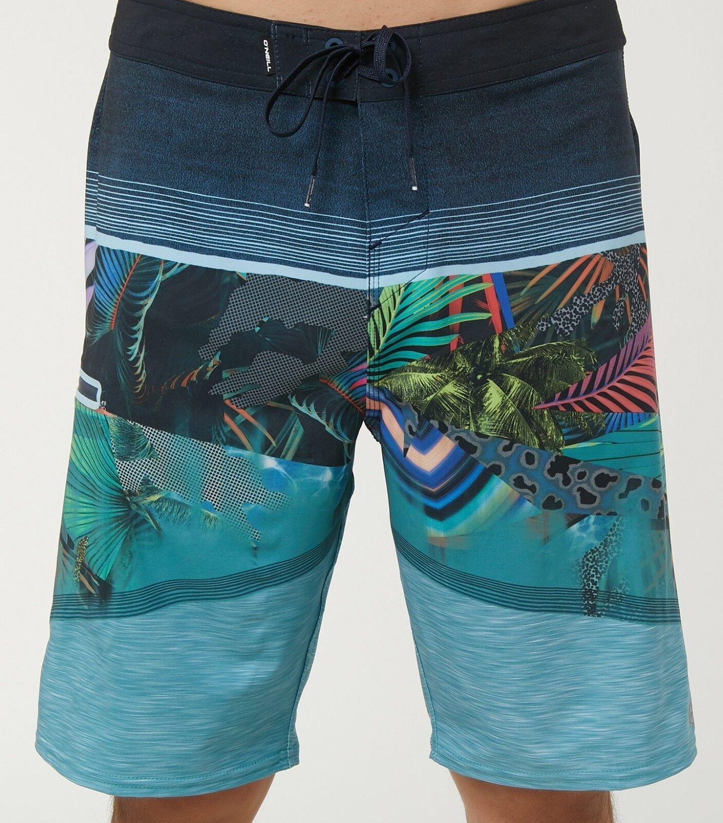 O'Neill Hyperfreak Boardshort (32) Dark bluee 1