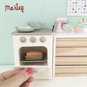 Details about 6/12# Maileg Miniature Kitchen Metal Mini Oven Stove Cookware  B-day Xmas Gift
