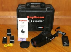 Raytheon PalmIR 250 Digital Infrared Thermal Imaging Camera - NVD/TIC