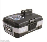 [hom] [130503005] Ryobi Hpj001k Drill Cb120l 12v 1.2ah Lithium-ion Battery