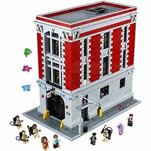 Light Kit Lego 75827 Ghostbusters Firehouse Headquaters Building Blocks Model