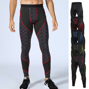 Men-039-s-Compression-Legging-Running-Gym-Pants-Workout-Fitness-Cool-Dry-Base-layer
