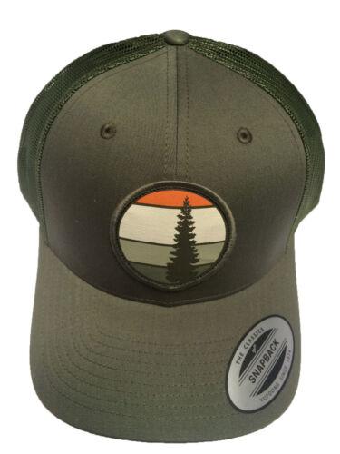 Columbia Unisex Whipstaff Snapback Mesh Ball Cap Hat ONE SIZE