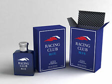 Mirage RACING CLUB BLUE 3.4 oz Men's EDT Cologne our version of POLO BLUE