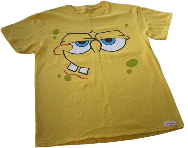 squarepants t shirts adults Spongebob