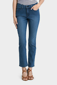 NEW-NYDJ-Sheri-Slim-Dark-Denim
