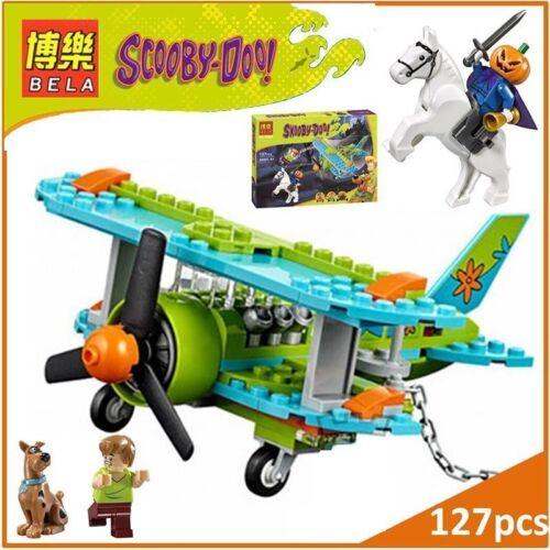 Scooby-Doo Mystery Plane Adventures 127 pcs building toy blocks 10429