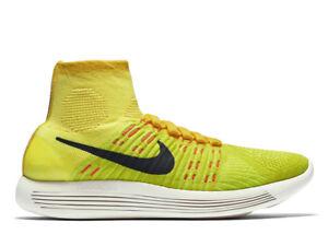 para £ 40 Zapatillas Eu Uk tamaño Nike Lunarepic correr Flyknit de mujer 150 Rrp para entrenamiento 6 wwAF0T