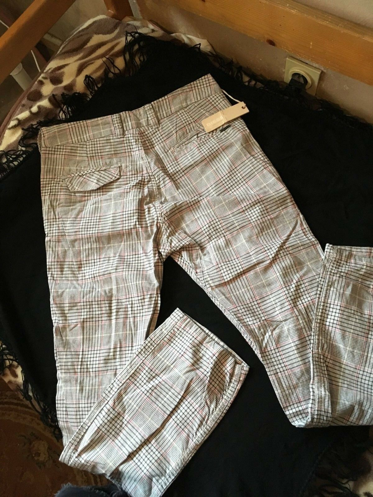 DIESEL Authentic Mens Punk Pants Pantalone Jeans     NEVER WORN     WITH TAGS