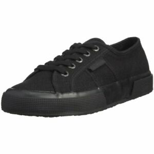 997 39 Superga 2750 Cotu Classic Sneakers Unisex Adulto Total Black yfi