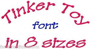 Tinker-Toy-Font-82-Machine-Embroidery-Designs-on-multi-formatted-CD-in-8-sizes