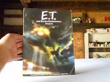 Vintage 1982 E.T. Storybook