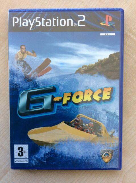 G-Force PS2 Reino Unido PAL inglés completa Playstation Juegos de Phoenix Nuevo/Sellado