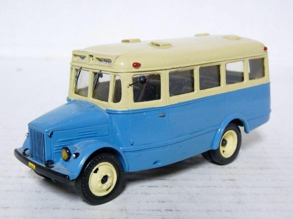 Moscú MOCKBA Modelos 1 43 KAvZ 651 Modelo de Resina de bus ruso Hecho a Mano