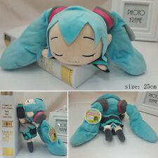 Vocaloid Hatsune Miku Sleep Plush Doll Cute Plush Pillow Toy Gift