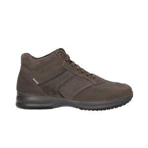 Caricamento dell immagine in corso IGI-amp-CO-Polacchini-scarpe-uomo -grigio-GORE- 023d04f3ed3