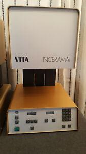 VITA INCERAMAT Dental Furnace - S/N 20651 --> Ascenseur En Panne