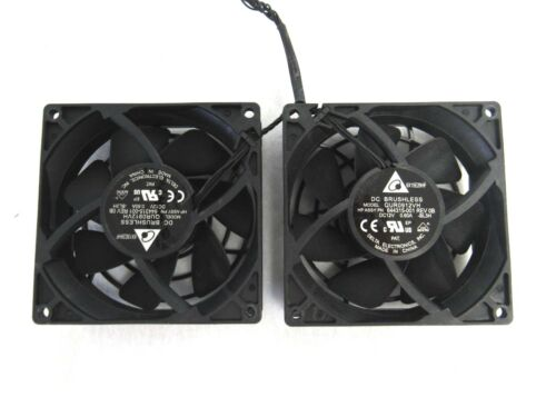 Lot of 2 Delta Electronics QUR0912VH 644315-001 For HP Z620 Workstations 65-4