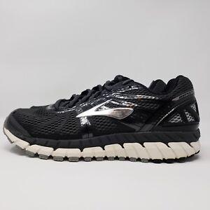 c3b20d36017 Brooks Beast 16 Mens Shoe Anthracite Black Silver multiple wide ...