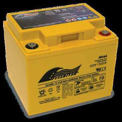 12V HC44 FULLRIVER AGM BATTERY (Equivalent to PC1200) RACE CAR RALLY DRY CELL